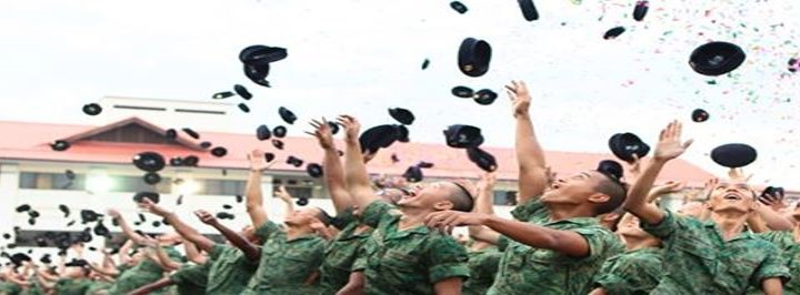 Basic Military Training (BMT) Graduation Parade