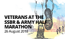 SAFVL veterans participate in this year's SAFRA Singapore Bay Run & Army Half Marathon