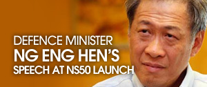 Ng Eng Hen's Speech
