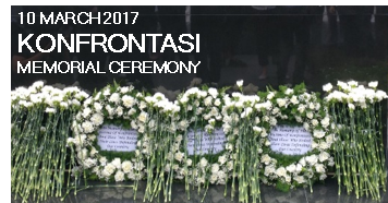 SAF Veterans League holds memorial ceremony at Konfrontasi Memorial