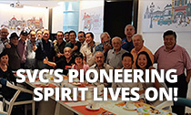 Pioneering Spirit Of Singapore Volunteer Corps