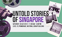 Untold Stories Of Singapore